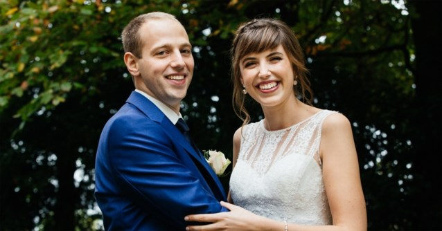 Lieve en Aljosja uit 'Blind Getrouwd' gaan na één jaar huwelijk uit elkaar