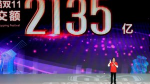 Recordomzet op Chinese Singles Day
