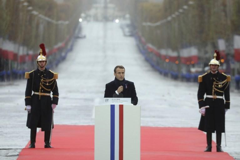 Honderdste verjaardag van Wapenstilstand wereldwijd herdacht: 70 wereldleiders samen in Parijs, Last Post in Ieper, toespraak van koning Filip in Brussel