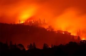 Niemand ontsnapt: Hollywoodsterren zien villa's in vlammen opgaan tijdens bosbranden in Californië