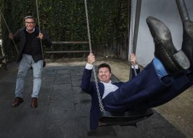 """De band tussen Sven Gatz (51) en David Steegen (51): """"Jij bent de enige die mij kan doorgronden"""""""