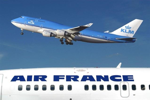 Bijna 300 passagiers van Air France zitten sinds zondag vast in Rusland