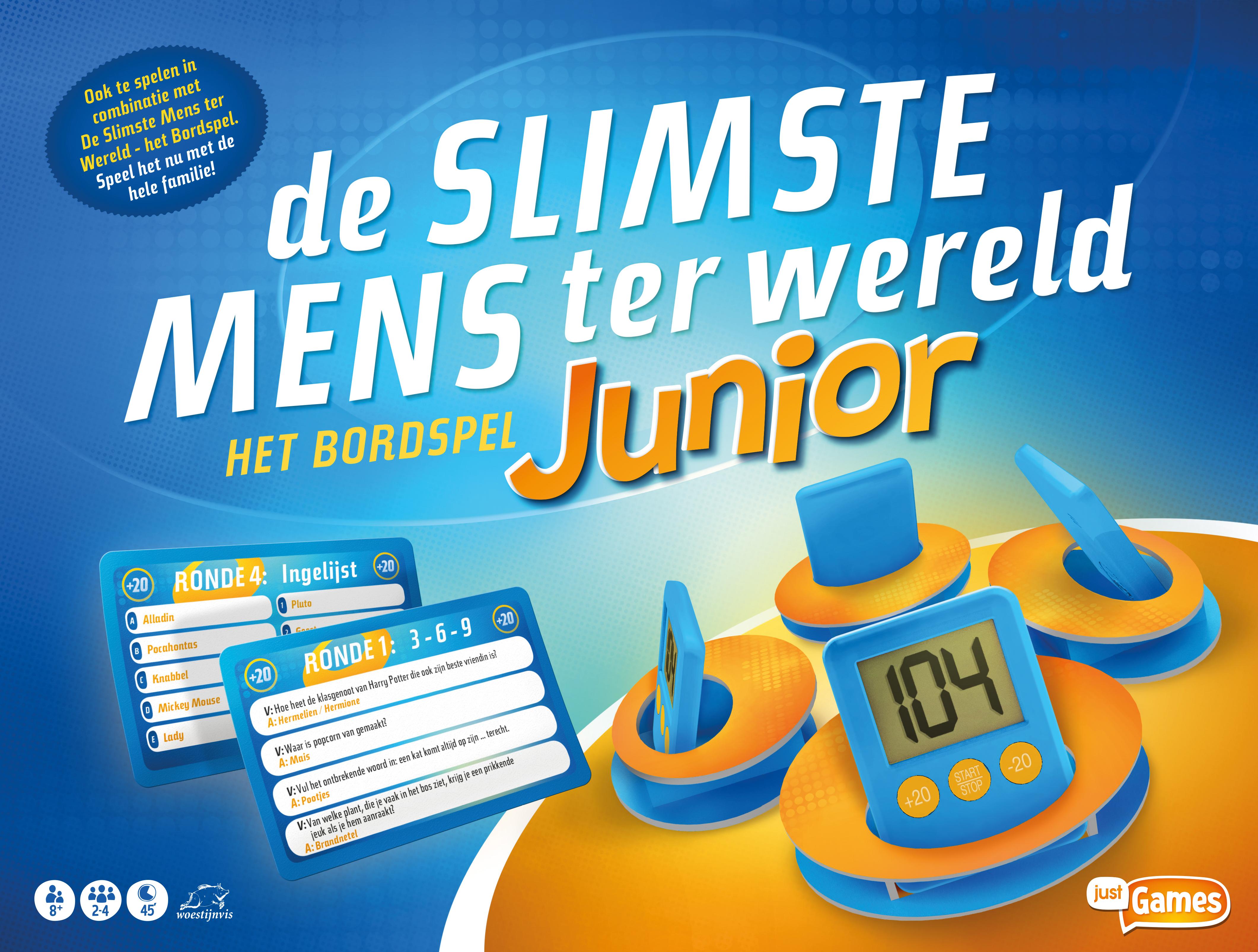 Review De Slimste Mens Ter Wereld Junior Het Nieuwsblad Mobile