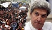 """John Kerry: """"Als Europa klimaatcrisis niet aanpakt, wordt het platgelopen door Afrikaanse migranten"""""""