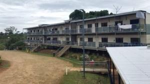 Asielzoekers op eiland Manus vragen APEC-leiders om hen vrij te helpen krijgen