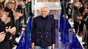 Amerikaanse ontwerper Ralph Lauren wordt Britse ridder