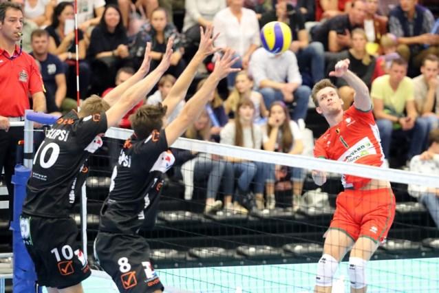 EuroMillions Volley League: Roeselare en Maaseik blijven foutloos