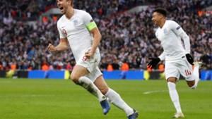 Harry Kane doet het: Engeland zweet tegen Kroatië, maar mag ten koste van Spanje naar Nations League Finals