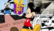 Van zijn oorspronkelijke naam tot zijn eerste woorden: 9 dingen die je nog niet wist over de 90-jarige Mickey Mouse