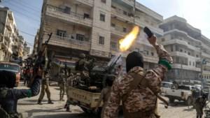 Zeker 25 doden bij gevechten tussen pro-Turkse rebellen