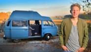 Nederlander Taco van der Hoorn verkent moederziel alleen de klassiekers in een aftands Volkswagen busje
