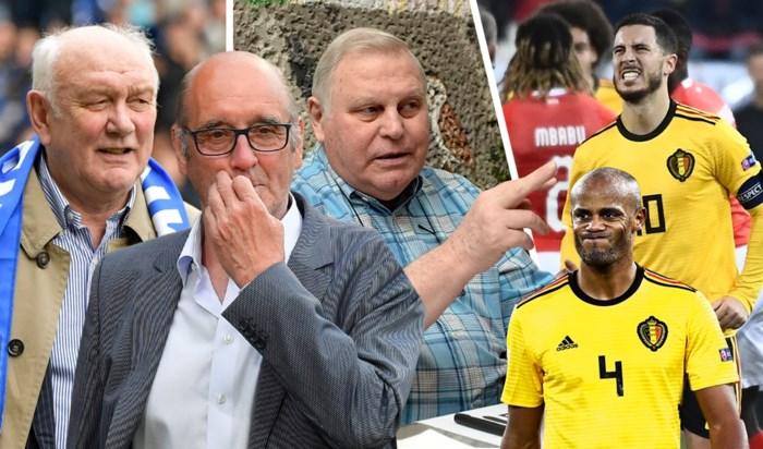 """Drie ex-bondscoaches over de afgang van de Rode Duivels: """"Arrogant? Nee, wel ongelooflijk dom"""""""