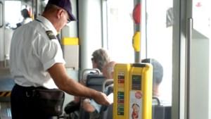 De Lijn betrapte dit jaar gemiddeld 259 reizigers per dag zonder geldig ticket
