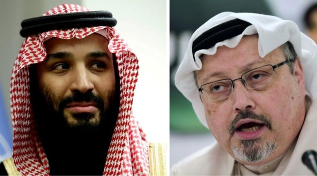 """Saudische kroonprins Mohammed bin Salman is """"rode lijn"""" in onderzoek naar dood vermoorde journalist Khashoggi"""