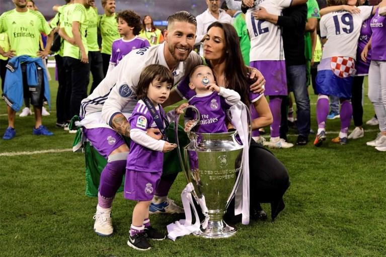 Real Madrid-aanvoerder Sergio Ramos testte positief op doping na gewonnen Champions League-finale