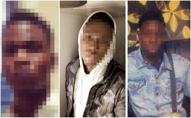 Jonge Antwerpenaars die Nederlandse vriendinnen urenlang verkrachtten in hotelkamer veroordeeld tot vijf jaar cel