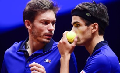 Herbert en Mahut brengen de Fransen met dubbelzege terug in de wedstrijd in finale Davis Cup