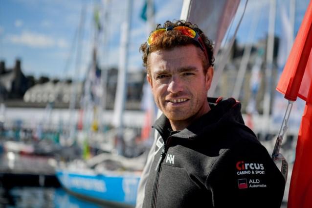 Route du Rhum: Belgische zeiler Jonas Gerckens bereikt Guadeloupe als 14de en breekt record