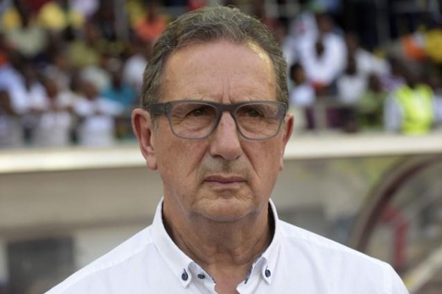 Georges Leekens na anderhalve maand alweer ontslagen bij Tunesische topclub