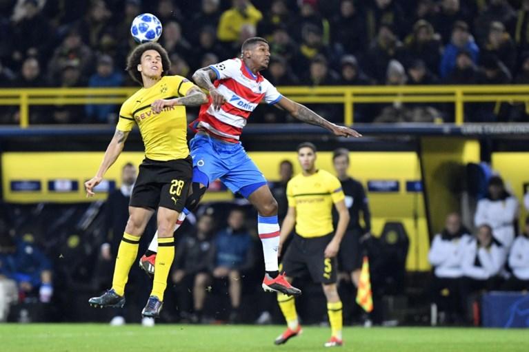 Club Brugge viert Europese overwintering met punt op veld van Borussia Dortmund