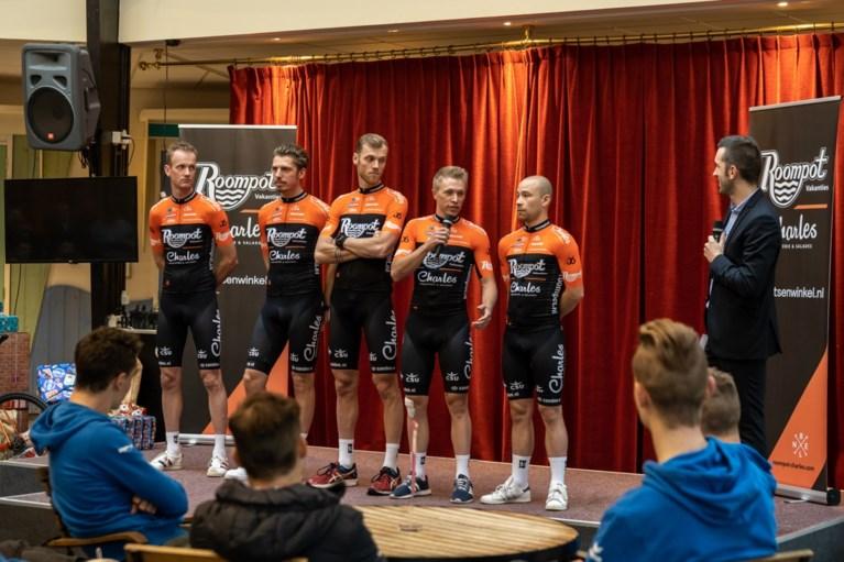 """Belgisch-Nederlandse Roompot-Charles stelt nieuw team voor: """"Willen voortgaan op ingeslagen weg"""""""