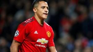 """Manchester United moet Alexis Sanchez enkele weken missen met """"ernstige blessure"""""""