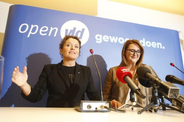 Lydia Peeters volgt Bart Tommelein op als Vlaams minister
