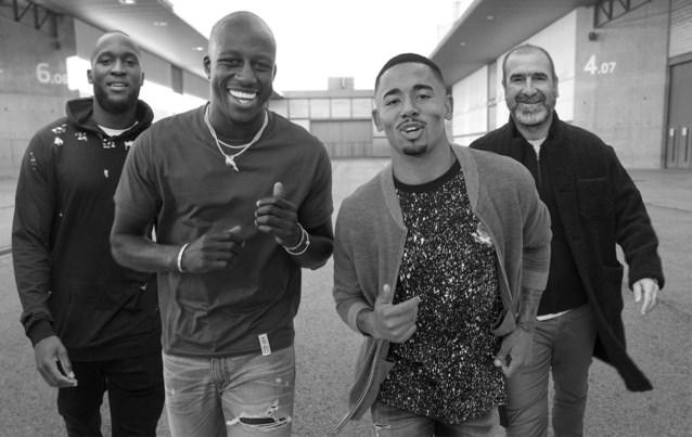 Van Lukaku tot Messi en Neymar: maar niemand weet waarom ze reclame maken voor dit mysterieuze project