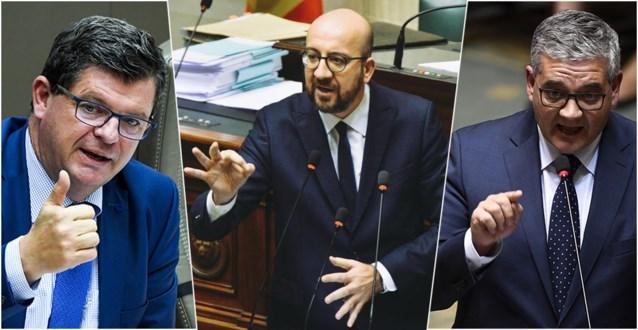 """De regering dreigt te vallen en ministers stappen op: """"Heeft duidelijk te maken met de komende verkiezingen"""""""