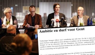21 dingen om te onthouden uit de nota van het nieuwe Gentse stadsbestuur