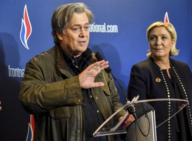 Vlaams Belang strikt Bannon en Le Pen om te pleiten tegen VN-migratiepact