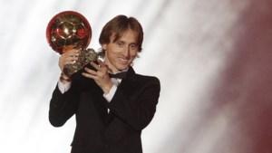 Ballon d'Or niet langer in de ban van Ronaldo en Messi: Modric is de beste van 2018, twee Belgen in top tien