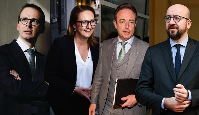 Het land stevent in volle vaart af op een val van de regering. Welke partij wint daarbij en wie verliest?