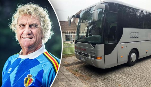 """Jean-Marie Pfaff wordt buschauffeur: """"Mensen die naar zee willen: bel maar"""""""
