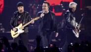 U2 passeert alweer langs de kassa