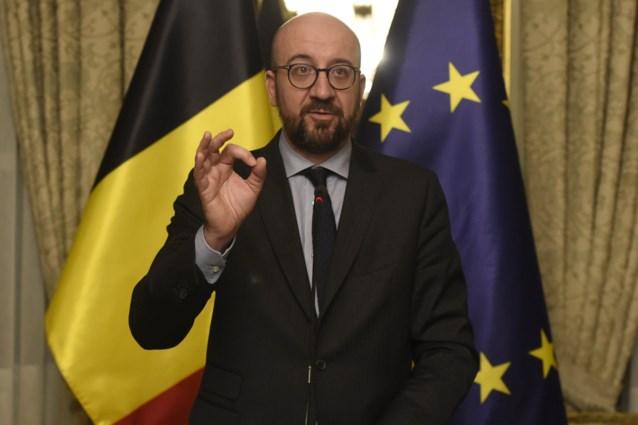 Premier Michel gaat naar Marrakech en vraagt parlement zich uit te spreken over migratiepact