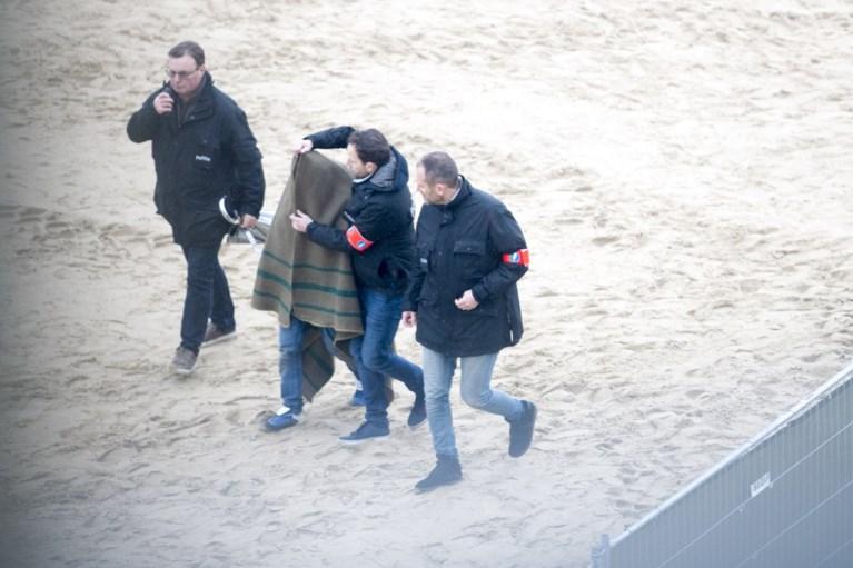 Verdachte toont op strand van Knokke hoe hij lichaam van Sofie Muylle versleepte