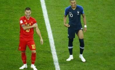 Modric? Wereldkampioen Mbappé was het voorbije jaar het meest onder de indruk van een Rode Duivel