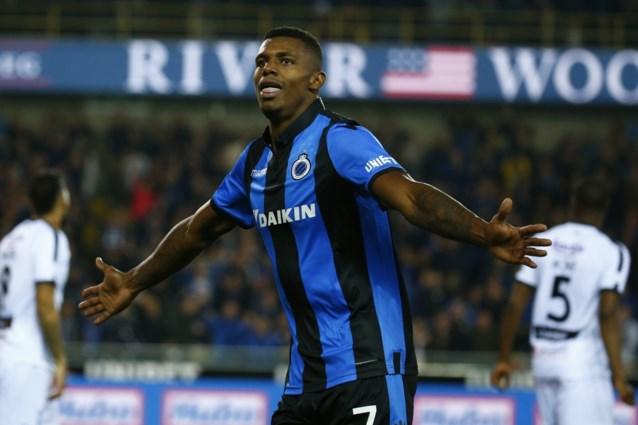 """Wesley over interesse van Arsenal: """"Normaal blijf ik tot juni bij Club Brugge, maar we moeten afwachten"""""""