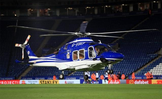 Onderzoekers weten hoe helikopter van eigenaar Leicester City crashte