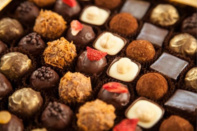Helft meer chocolatiers en snoepwinkels in vijf jaar tijd