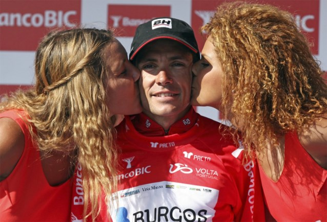 UCI legt Burgos-BH drie weken schorsing op na positieve testen, ploeg trekt op sensibiliseringskamp