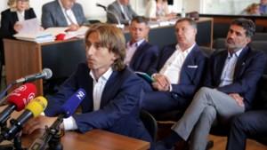 """COLUMN. Peter Vandenbempt: """"Aan de moed van zijn idool Boban heeft Modric zich niet gespiegeld"""""""