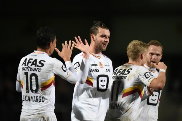 Storm helpt KV Mechelen met drie beslissende voorzetten voorbij Westerlo