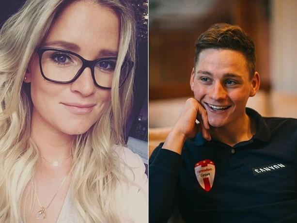 """Mathieu van der Poel openhartig over zijn vaste vriendin: """"Ze heet Roxanne, is Belgisch en werkt bij Porsche"""""""