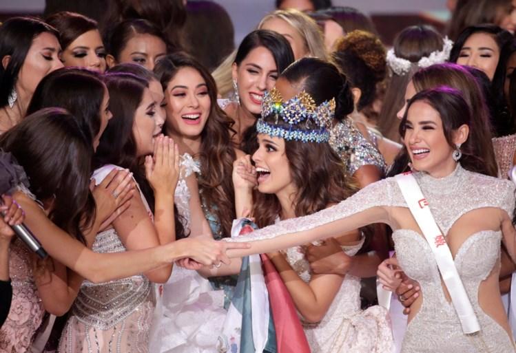 Mexicaanse is Miss World 2018, Belgische Angelina strandt in top 30