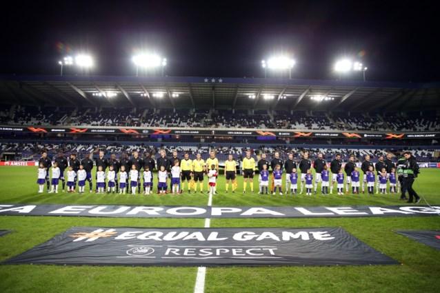 Anderlecht vernieuwt toegang stadion