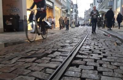 34 miljoen voor vernieuwen van tramsporen in Gent: hier gaat het geld (niet) naartoe