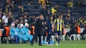 Erwin Koeman niet langer coach bij Fenerbahçe