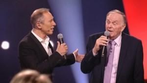 Frans (84) beleeft zijn grote droom en zingt samen met Helmut Lotti